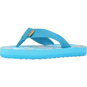 Reima Plagen Sandaalit Lapset, bright turquoise